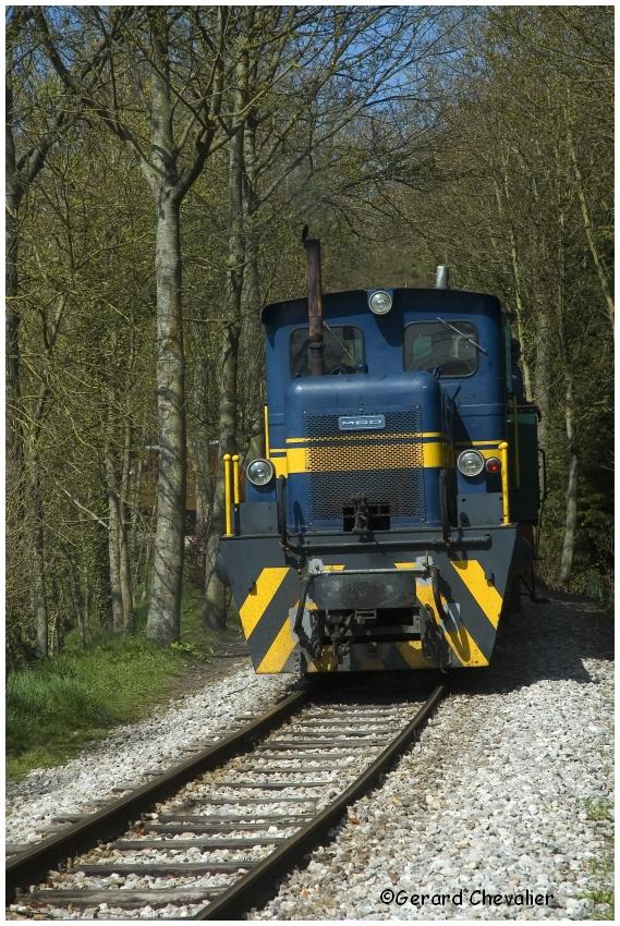 Baie de Somme - Fête de la vapeur 2013 - 4