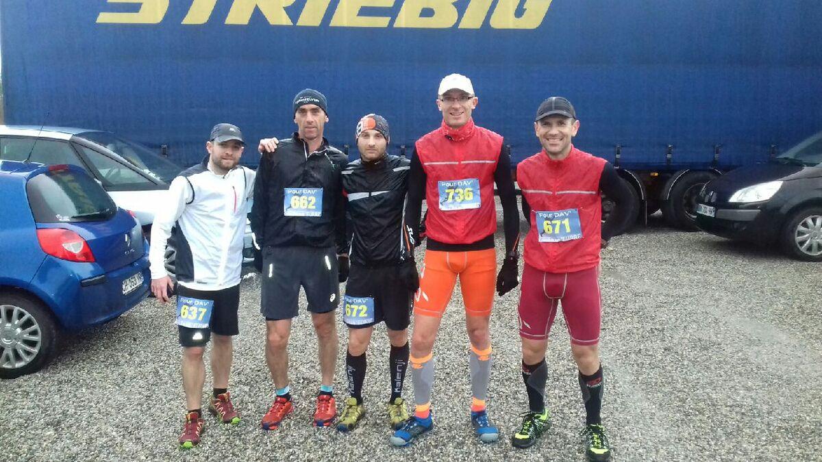 Trail'Eurre 2017