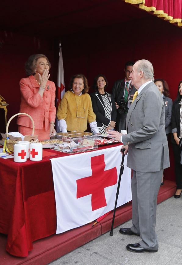 Sofia et la Croix-Rouge