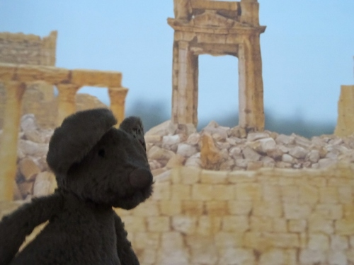 Voyaze éclair en Syrie