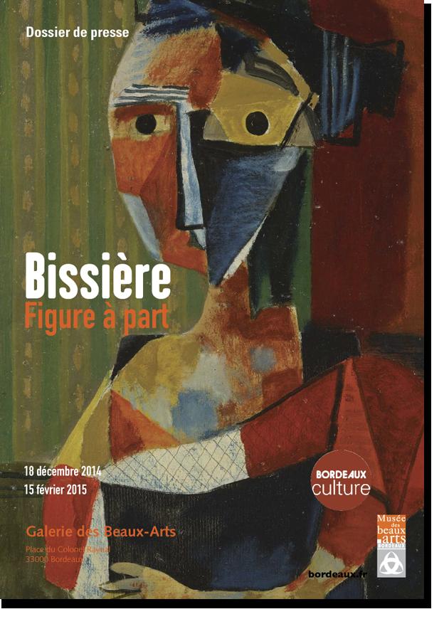 Lien pour Voir ou télécharger le dossier de présentation de l'exposition Bissière