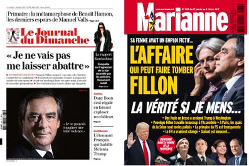 François Fillon s'enfonce, bientôt éliminé