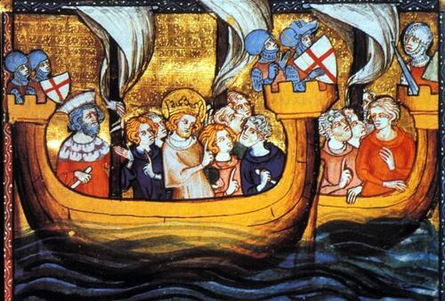 Saint Louis et les Croisades