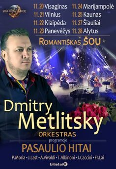 METLITSKY, Dmitri - Music for the Soul  (Romantique)