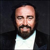 Décès de Luciano Pavarotti