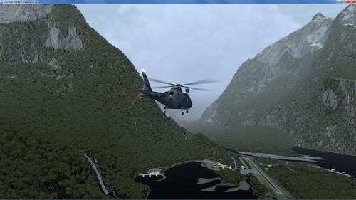 FTX New Zealand & P3D