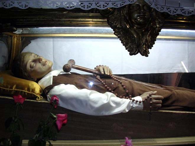 Saint Nunzio Sulprizio. Orphelin († 1836)
