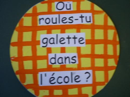 Où roules-tu Galette?