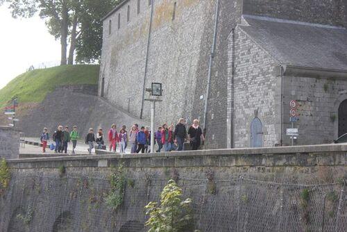[P3] Notre voyage (1): en route pour Namur!