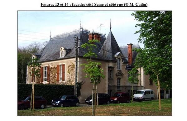 """Une étude historique du """"Petit Versailles"""" à Châtillon sur Seine, par Dominique Masson (seconde partie)"""