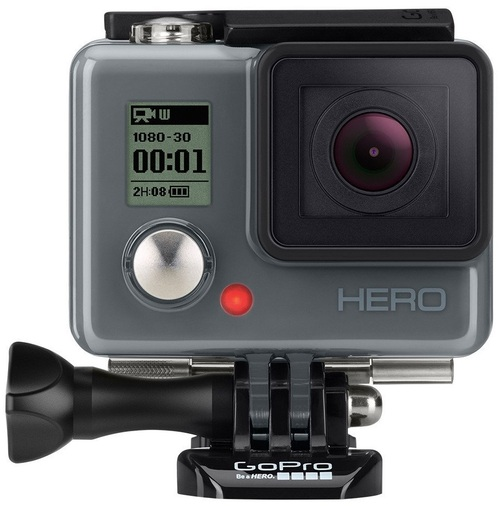 Cámaras GoPro para nuestros drones