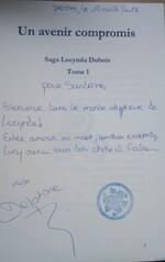 Saga Lucynda Dubois - T1 - Un avenir compromis de Delphine Wysocki