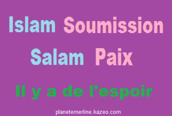 islam salam espoir