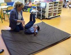 Plaisir VECU 111 : Un matelas pour tapis de gym !