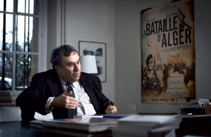 Benjamin Stora : la mémoire blessée   de l'Algérie perdue