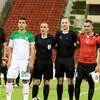 Mardi 24.1.2017 à Oman CISM 1/4 de finale Egypte-EN 2-1 après prolongations