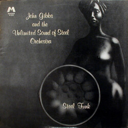 John Gibbs & The Unlimited Sound Of Steel Orchestra - Steel Funk - Complete LP
