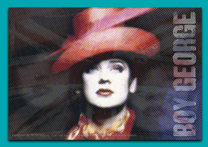 BOY GEORGE - 1995 - By T@d