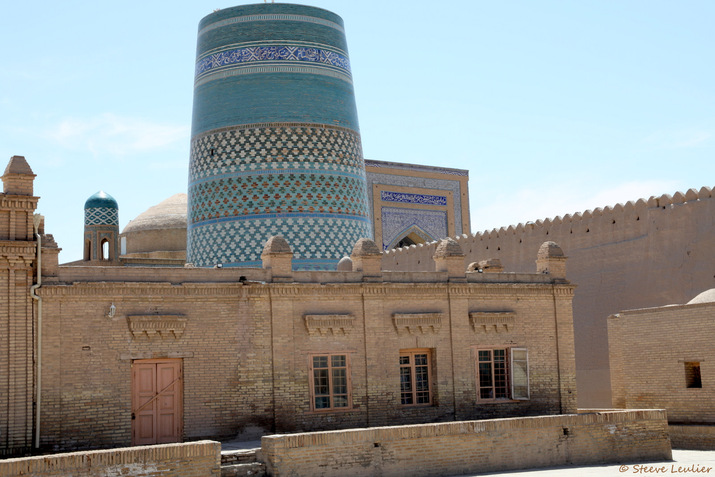 Le minaret inachevé Kalta Minor, Khiva