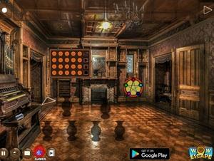 Jouer à Ancient rustic house escape