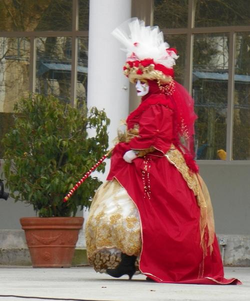 Carnaval vénitien d'Aix-les-Bains 2013