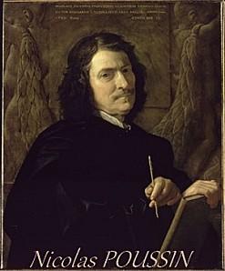 Autoportrait Poussin Nicolas