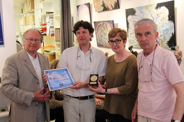 Prix européen Charles Ciccione 2013