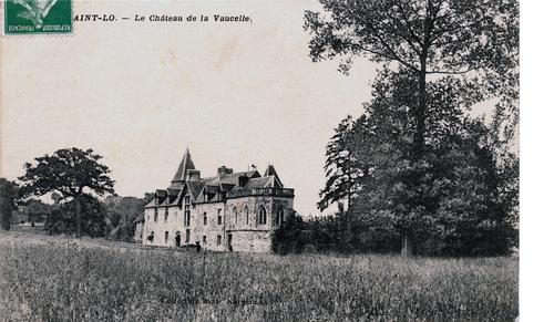 LES REMPARTS DE LA VAUCELLE (Manche)
