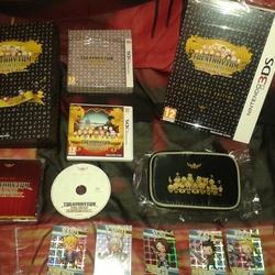 FF THEATHRYTHM 3DS COLLECTOR