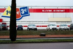 25 JANVIER 2012  RUE DE CHARLIEU  A  ROANNE