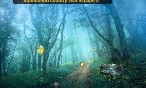 Jouer à Abandoned country villa escape 6