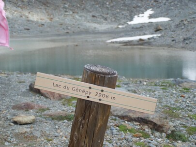 Lac du Génépy