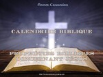 Calendrier Biblique - Transformés par l'oeuvre de la croix