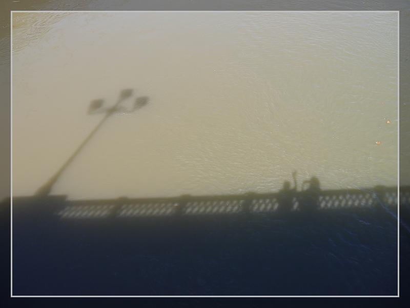 Jeux d'ombre..romantique...!