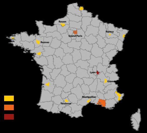 Nancy : la 15ème métropole de France ...