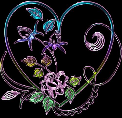 Les degrés de l'amour