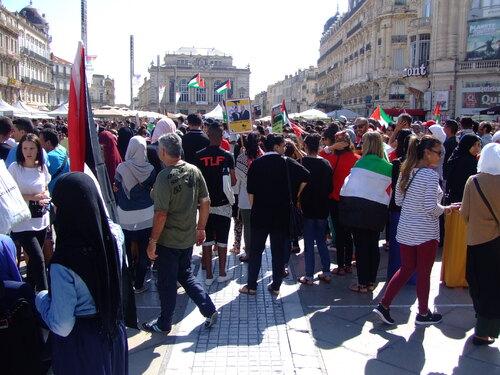 Palestine c'est l'humanité qu'on assassine