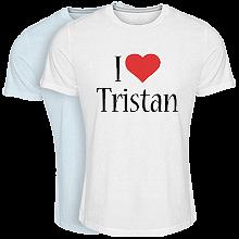Pour la cour de récré de M'dame Jill Bill : Tristan