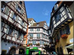 Diaporomans - Vadrouilles en France - Alsace
