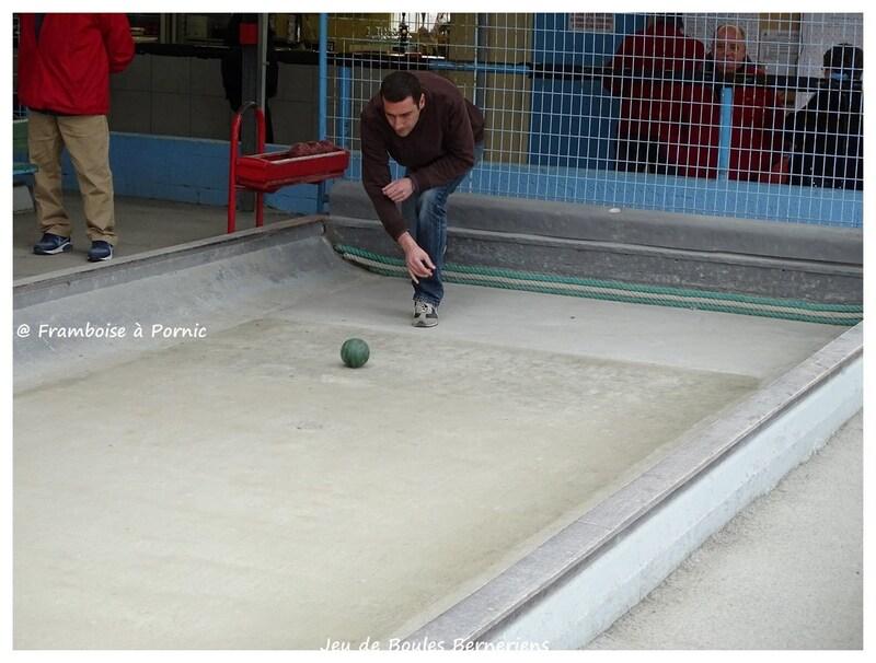 Jeu de boules berneriennes - 2016