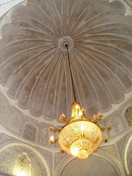 La grande mosquée de Kérouan en Tunisie (photos)