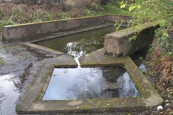 Fontaine et lavoir du ROZ