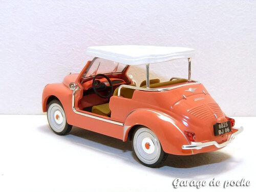 4cv Ghia Jolly 1961