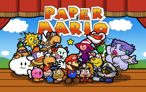 Un nouveau Paper Mario sur Wii U ?[Rumeur]