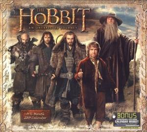 calendrier hobbit 2013