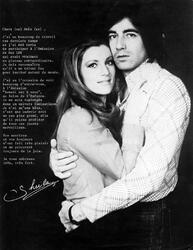 1975 et 76 : Chemisier rouge & Ringo