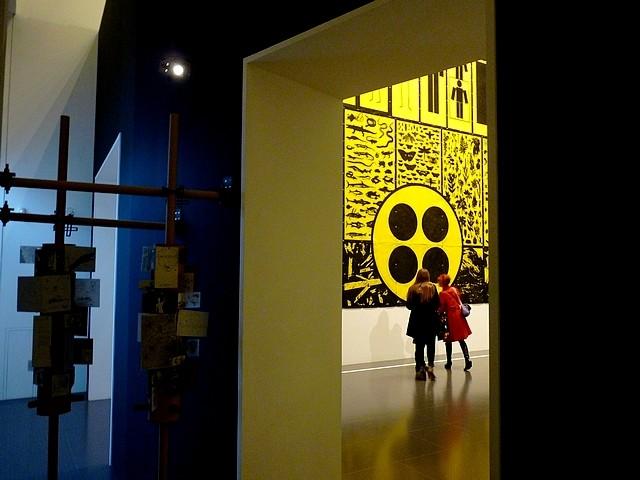 Matt Mulligan Centre Pompidou-Metz 1 Marc de Metz 2012