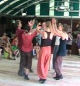 danses d'Israël Folkinger Gennetines