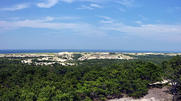 Cape Cod Province Lands Visitor Center pano
