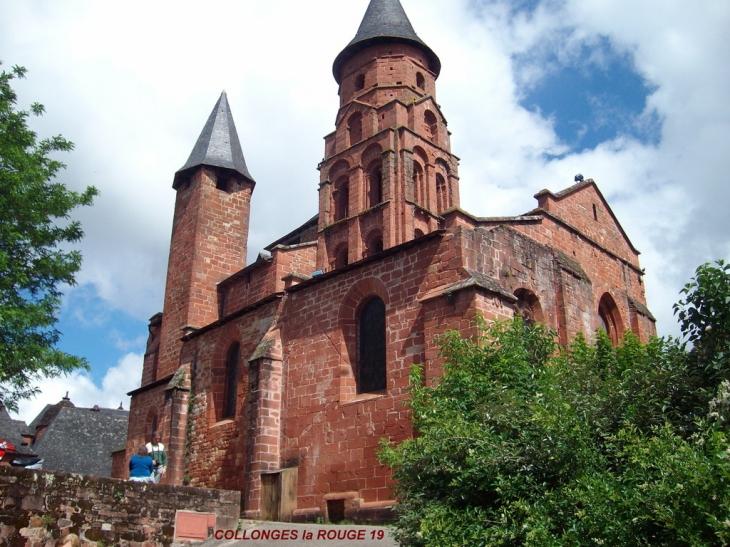 L'Eglise - Collonges-la-Rouge